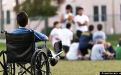 Are disabled kids treated unfairly?